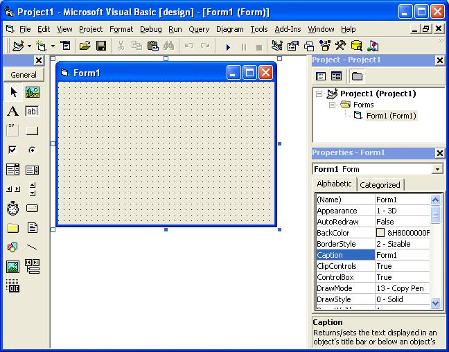 visual basic 6 etorno