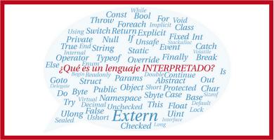 que es un lenguaje interpretado