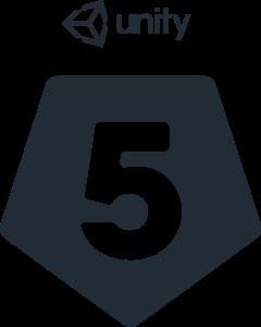 unity 5 logo
