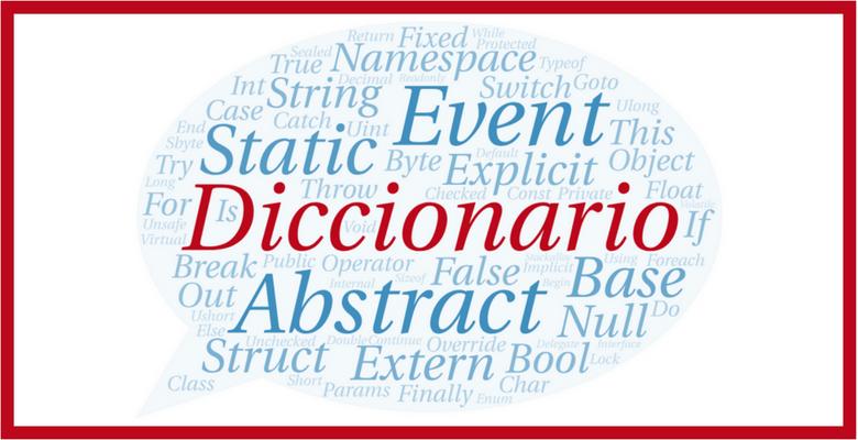 diccionario de programacion