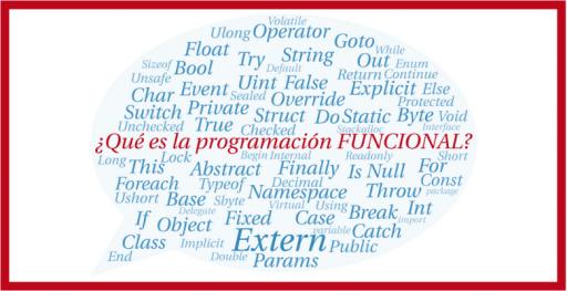 que es la programación funcional en informática
