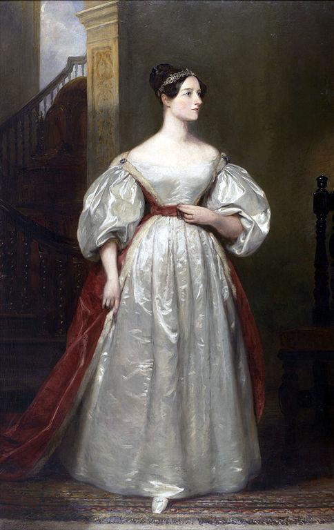 Ada Lovelace cuadro