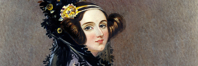 Ada Lovelace retrato